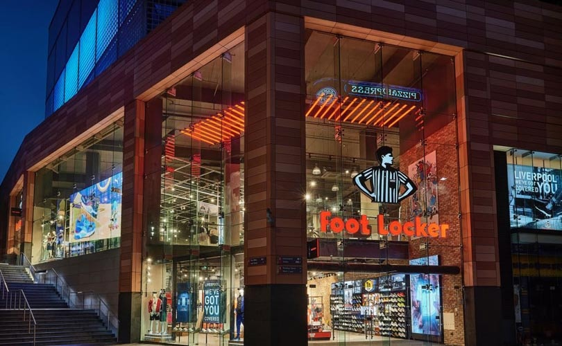 "Foot Locker se alía con Nike y construirá 50 ""power stores"""