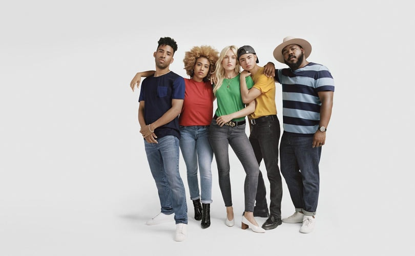 GAP FW18 COLLECTION NOW BROUGHT TO YOU ONLINE BY ZALORA