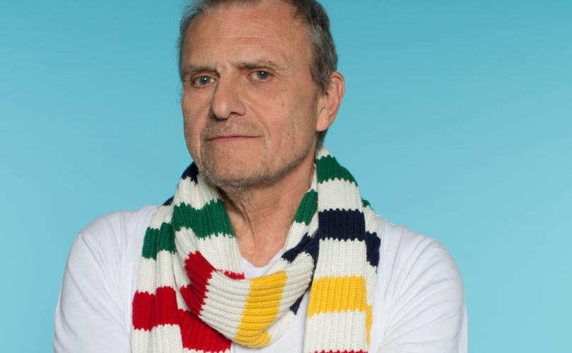 Jean-Charles de Castelbajac se une a United Colors of Benetton