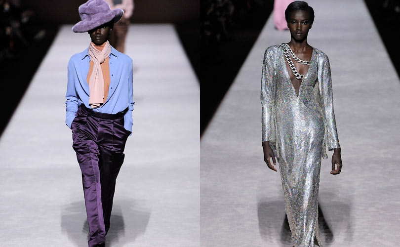 Tom Ford abre una Fashion Week con pocas atracciones